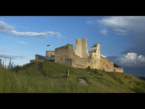 Эстония. Раквере. Мой родной город.Замок Раквере.Зал дзюдо. Estonia. Rakvere Castle.Aqva Hotel & Spa