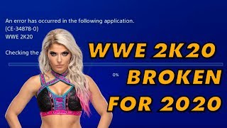 wwe-2k20-literally-doesn-t-work-in-the-year-2020
