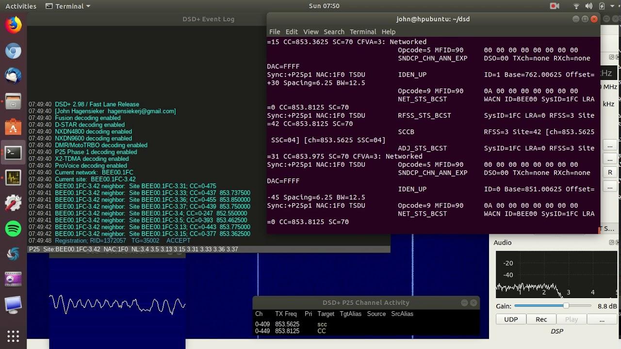 DSD+ in Ubuntu 18 04 | John's Tech Blog