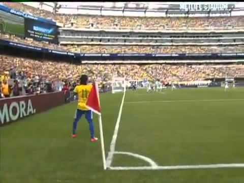 Gols De Brasil 3 X 4 Argentina - Amistoso Internacional 2012 09_06_12