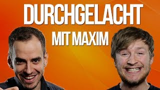 Durchgelacht mit Maxim | Fortnite Highlights | Maxim und Johnny Fortnite