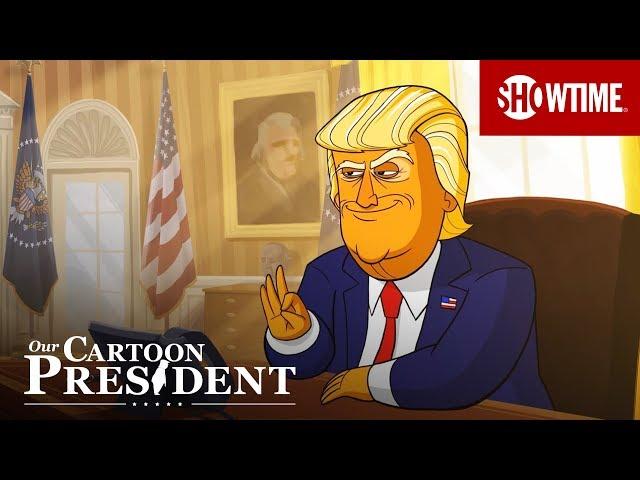 Cartoon clip sex trailer video
