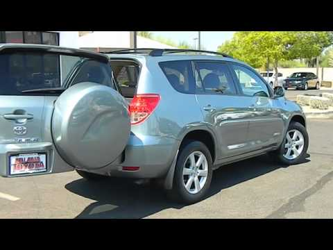 2008 toyota rav4 limited sport utility 4d phoenix az. Black Bedroom Furniture Sets. Home Design Ideas