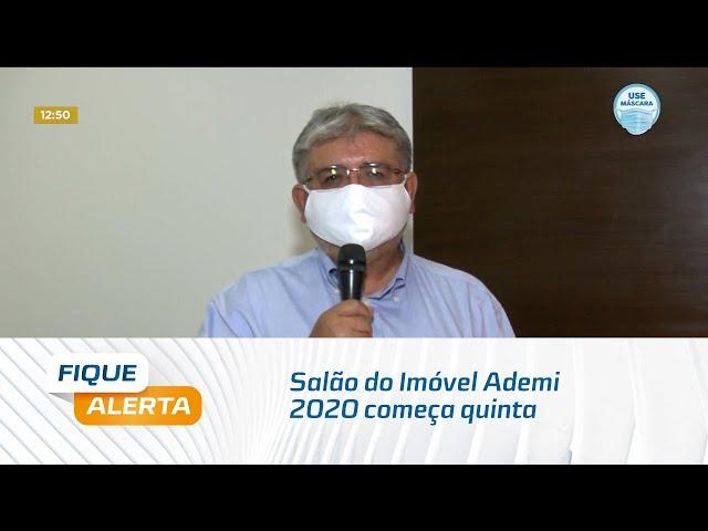 Salão do Imóvel Ademi 2020 começa quinta