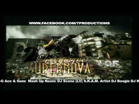 "Champagne Supernova @ Terra ""NYE Countdown to 2010"" 7 PRODUCTION"