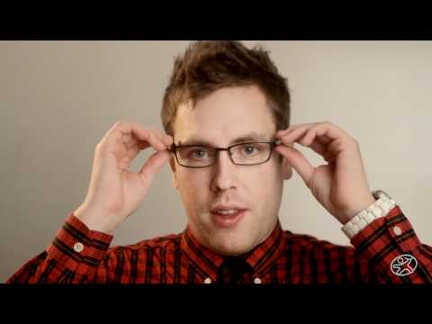 Eyeglasses Review Video EVERGREEN   ClearlyContacts.ca