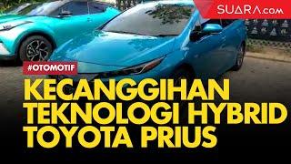 Mengecap Kecanggihan Teknologi Mobil Hybrid Toyota Prius PHEV di Bali