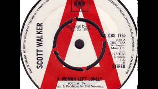 Scott Walker  -  A Woman Left Lonely (1973)