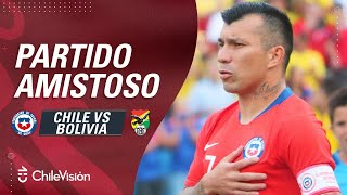 CHILE vs BOLIVIA | Amistoso Internacional - REACTS ⚽️🏆