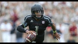 """Kyler Murray First Start at Texas A&M 