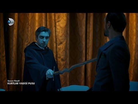 Kurtlar Vadisi Pusu 300.Bölüm (Sezon Finali) - Haftanın Sahnesi