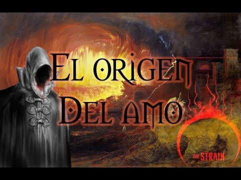 EL OCCIDO LUMEN: EL MEJOR ORIGEN VAMPIRICO DE LA HISTORIA: The Strain.