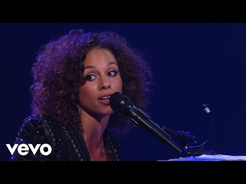 Alicia Keys - Real Love (Piano & I: AOL Sessions +1)