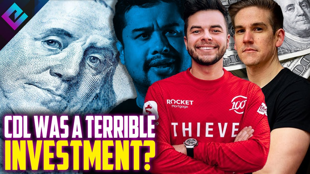 Nadeshot Asks TeeP if HE Would've Invested Into Call of Duty League