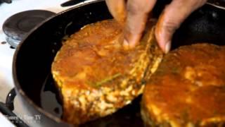 Жареная рыба по индийски. Готовим за 20 минут индийские блюда