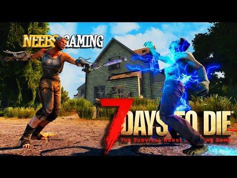 7 Days To Die: Alpha 18!