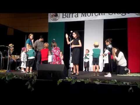 Cinquegranelli Montessori - Gioca Jouer - Performance at the Seattle Center