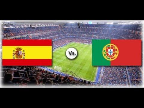 Футбол Чемпионат мира 2018 Португалия Испания 15 06 18