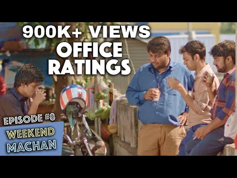 Weekend Machan | EP #8 - Office Ratings | an Ondraga Web Series