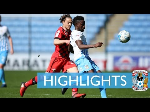 Highlights | Coventry 1-0 Walsall