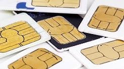 SIM Karte anonymisieren