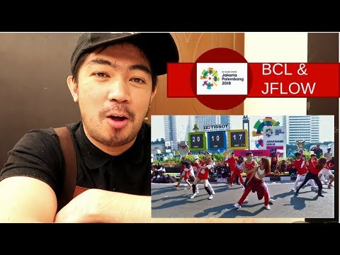 [REACTION]BCL & JFLOW 'DANCE TONIGHT' DANCE | OFFICIAL SONG OF ASIAN GAMES | Choreo By Natya Shina