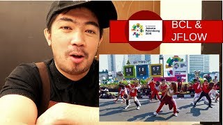 Gambar cover [REACTION]BCL & JFLOW 'DANCE TONIGHT' DANCE | OFFICIAL SONG OF ASIAN GAMES | Choreo by Natya Shina