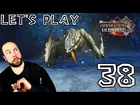Let's Play Monster Hunter Generations Ultimate - #38: Gore Magala et Barioth ! thumbnail