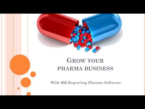Grow Your Pharma Business With MR Reporting Pharma Software