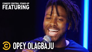 "The Weirdly Racial Undertones of ""Willy Wonka"" - Opey Olagbaju - Stand-Up Featuring"