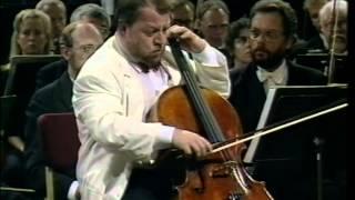 Heinrich Schiff, Dmitri Shostakovich Cello Concerto No. 1 in E-flat major, Opus 107