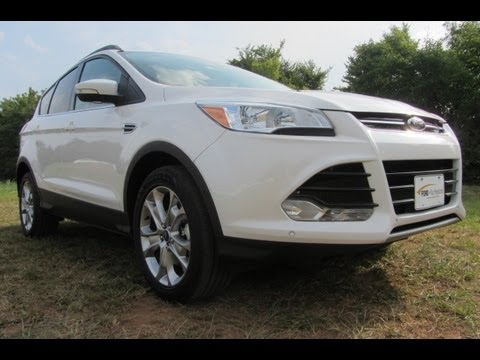 soldl2013 FORD ESCAPE SEL ECOBOOST FWD FOR SALE AT FORD OF MURFREESBORO 888 439 8045 UA70362