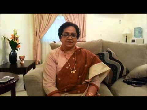 mallika sukumaran speech about Indrajith & Prithviraj The Official Qatar Chapter