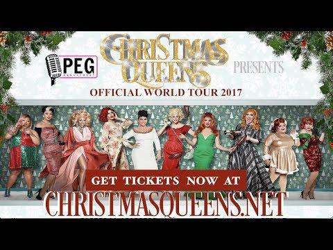 Christmas Queens.Christmas Queens 2017 World Tour Promo