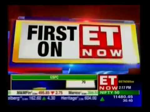 Mr. Anant Purandare - Bajaj Electricals on ET Now Closing Trades Q1 Earnings