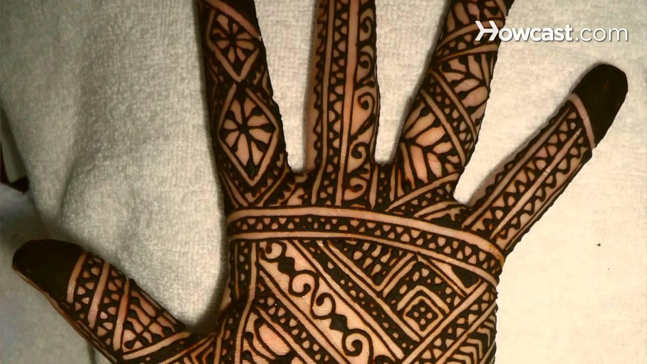 Moroccan Mehndi Patterns : What is moroccan henna design mehndi art youtube