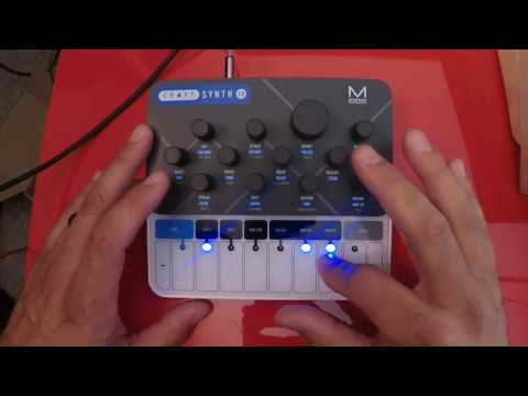 Modal Craft Synth 2.0 Sound Demo And Unboxing