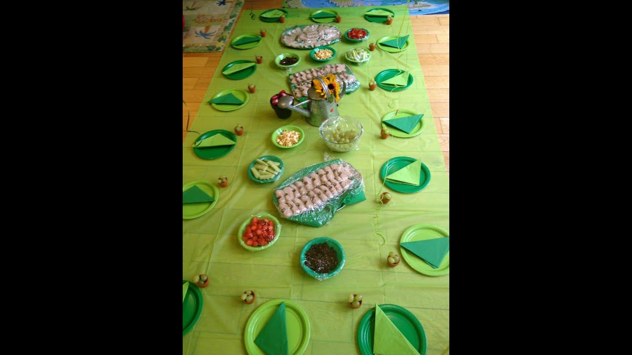 Jonah\'s Bug themed birthday party! - YouTube