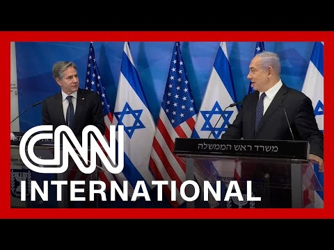 US Secretary of State meets with Netanyahu after ceasefire