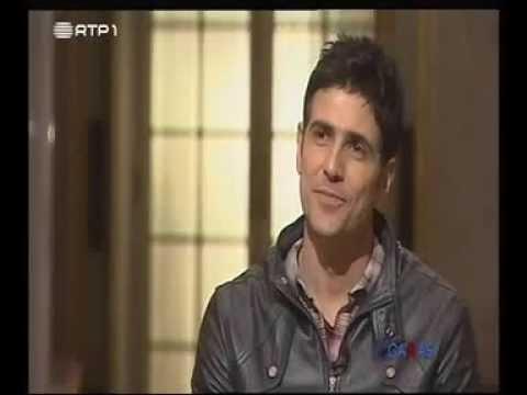 DE CARAS RTP1 - Entrevista Reynaldo Gianecchini