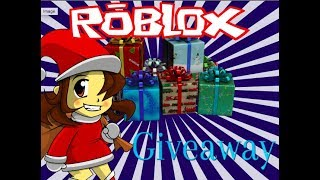 12 Days of Roblox Giveaways