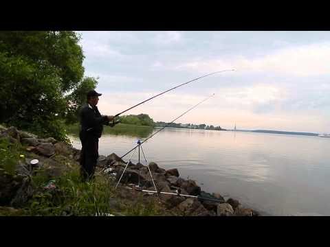 Где рыбалка в калязине