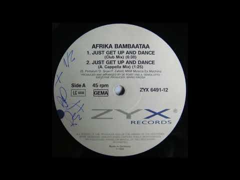 Afrika Bambaataa - Just Get Up And Dance (Club Mix) (1990)