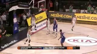 EuroLeague 5. Hafta: Anadolu Efes - Unicaja Malaga