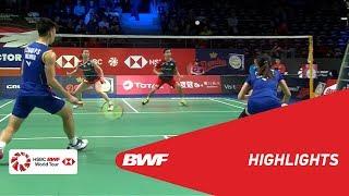 DANISA DENMARK OPEN 2018 | Badminton XD - R16 - Highlights | BWF 2018