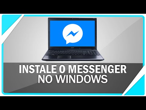 Como instalar o Messenger do Facebook no Windows