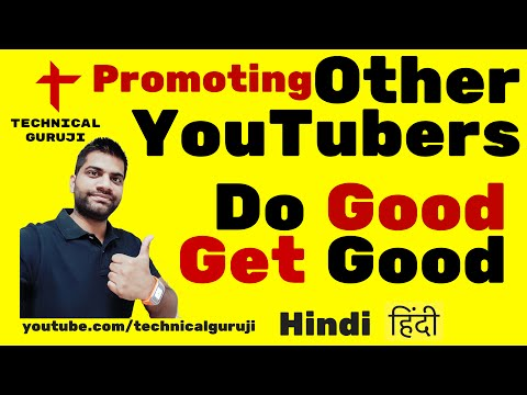 [Hindi] Promoting other Small Youtube Channels