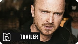 EL CAMINO EIN BREAKING BAD FILM Offizieller Trailer Deutsch German (2019) Netflix