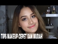 Makeup Telat Ngampus! Quick College Makeup | Nadya Aqilla
