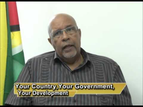 Your Country , Your Development , Your Government  with Dr  Richard Van West Charles Nov 14 2015
